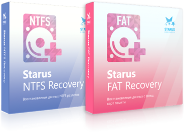 Starus FAT/NTFS Recovery