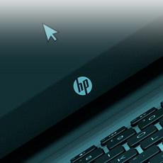 Черный экран на ноутбуке HP
