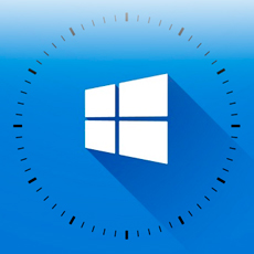 История активности в Windows 10